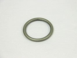 Imagem - Argola PVC 28mm Titanio cód: 004072