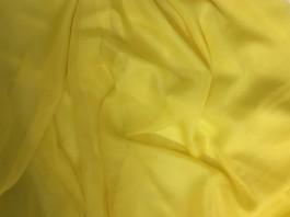 Imagem - Voal liso p/ Cortinas Importado Amarelo cód: 210667