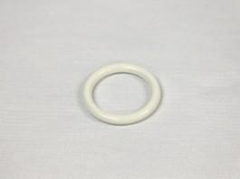 Imagem - Argola PVC 19mm Branco cód: 004077