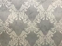 Imagem - Tecido de Parede Concreto/Aluminio cód: 205355