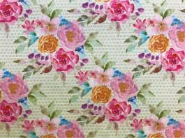 Imagem - Tecido Essence Floralis cód: 205834