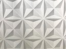Tecido WaterHavana Estampa Digital Placas Efeito 3 D