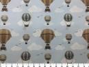 Tecido Wall-Decor Balonista 2