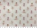 Tecido Wall Decor Ballet 2