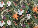 Tecido Havana Estampa Digital Floral.