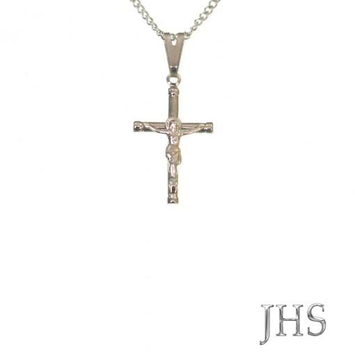 Corrente com Crucifixo Pequena