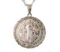 Corrente com São Bento (Medalha Média)