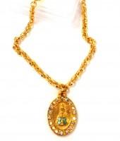 Pulseira com Medalha Nossa Senhora Aparecida
