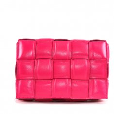 Imagem - Bolsa Couro Pink