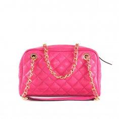 Imagem - Bolsa em Couro Pink