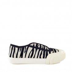 Imagem - Tênis Pelo Zebra com Preto