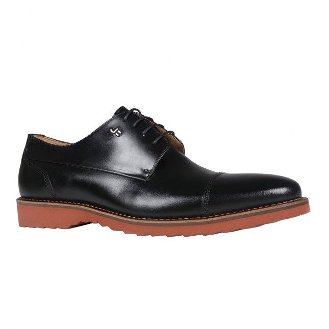 Sapato Masculino em Couro Preto I21