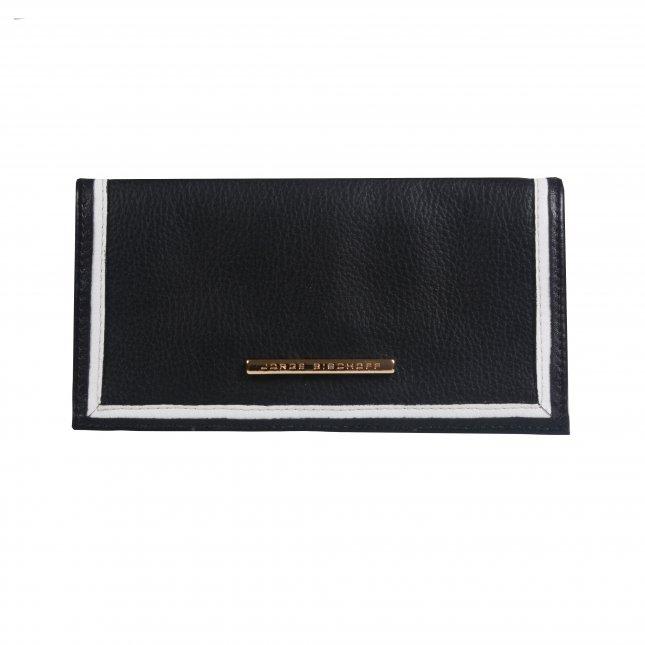 Carteira Porta-Cartão em Couro Floter P&B V22