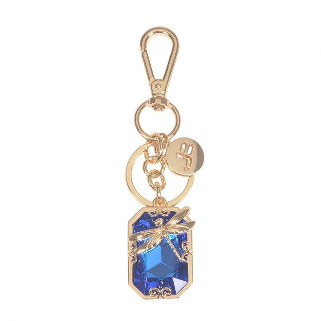 Bag Charm Libélula Azul Royal I21