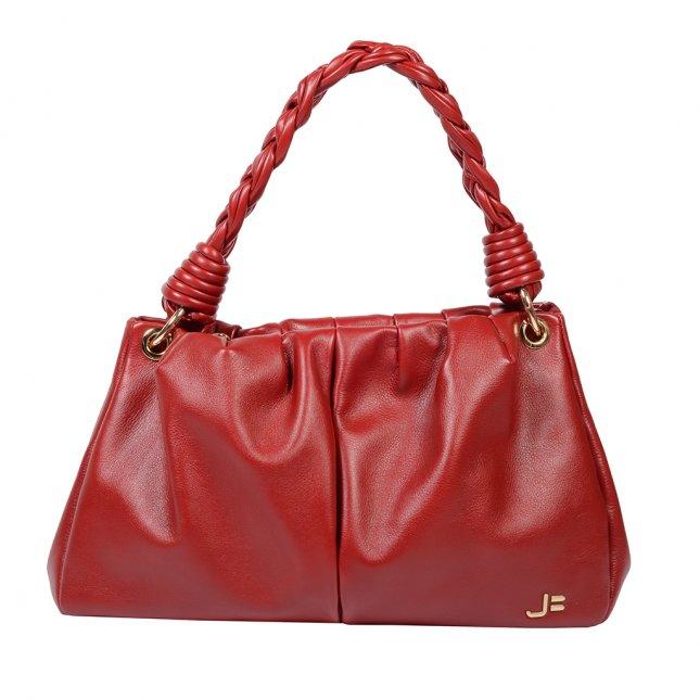 Bolsa Baguete Vermelha I21