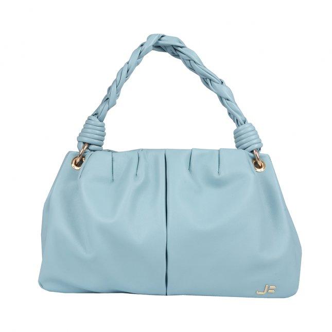 Bolsa Baguete Azul Claro I21