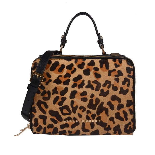 Bolsa Box Tiracolo Animal Print I20