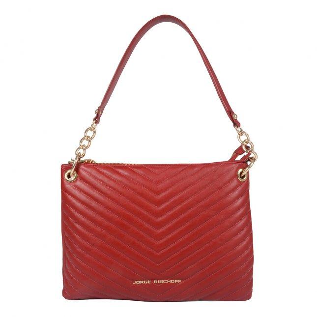 Bolsa Matelassê Dark Red I21