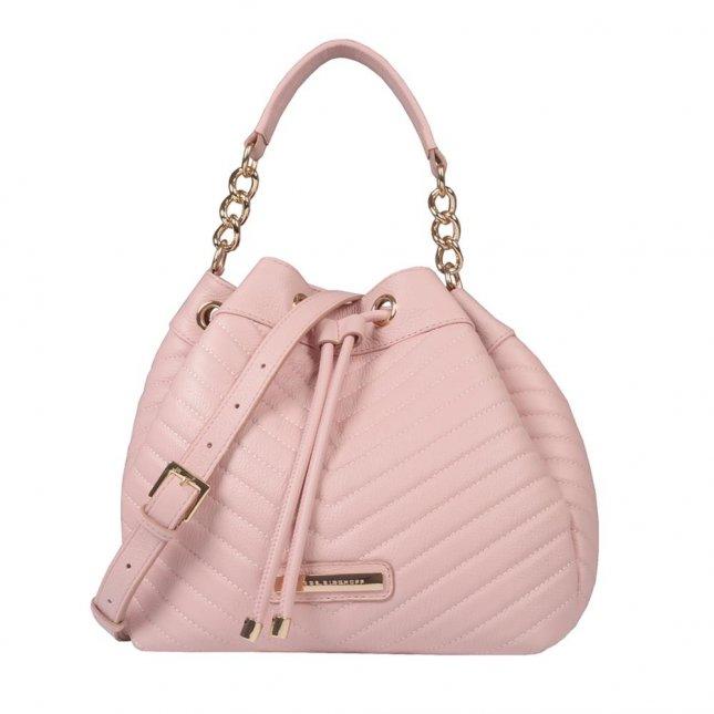 Bolsa Saco Matelassê Light Rosé V21