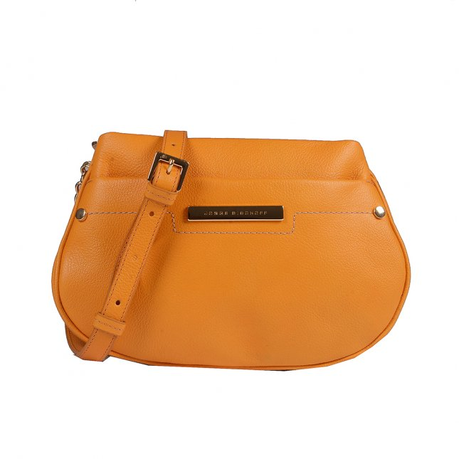 Clutch Tiracolo Couro Liso Sunset V20