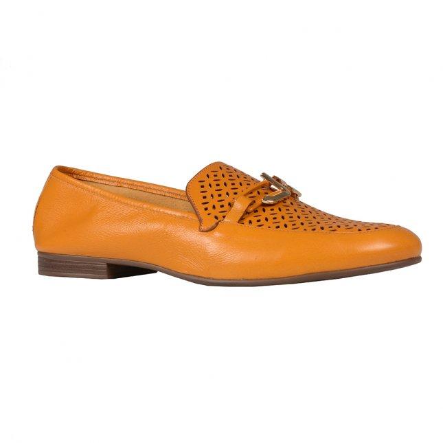 Loafer Honey Detalhe Vazado I21