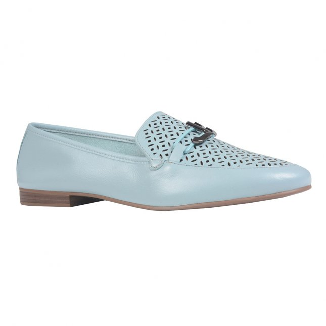 Loafer Couro Ocean I21
