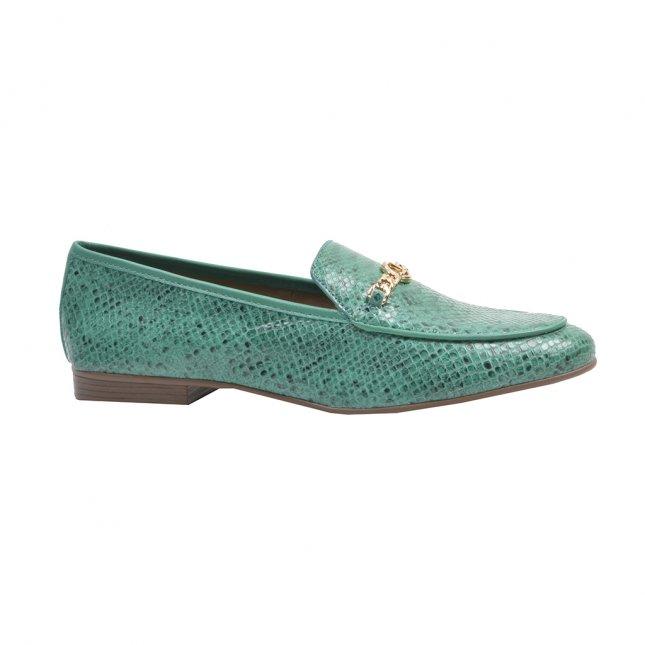 Loafer Snake Green V22