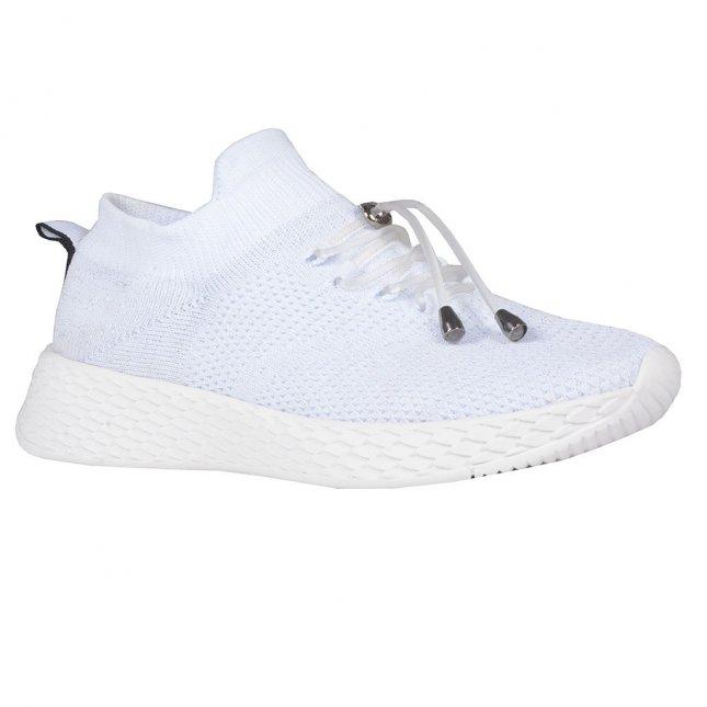 Tênis Knit Branco JB I20