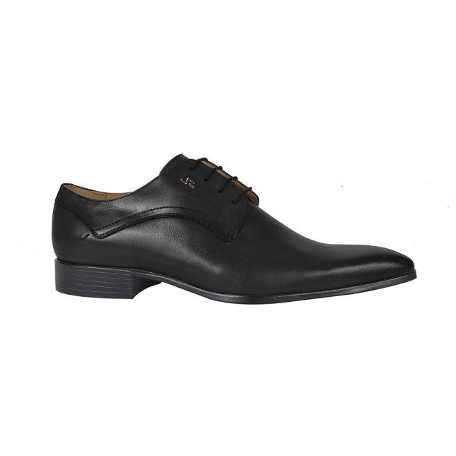 Sapato Social em Couro Preto I21