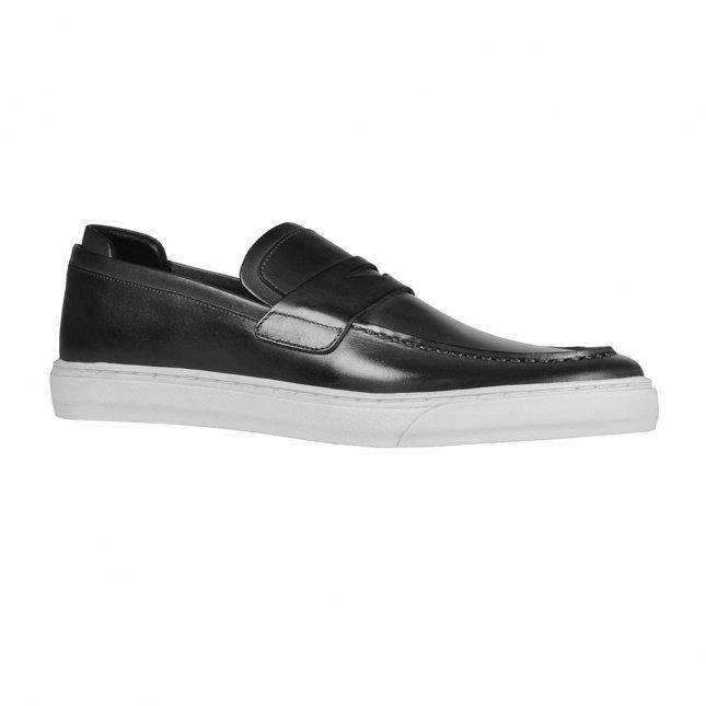 Sapato Masculino Slip On Preto I21