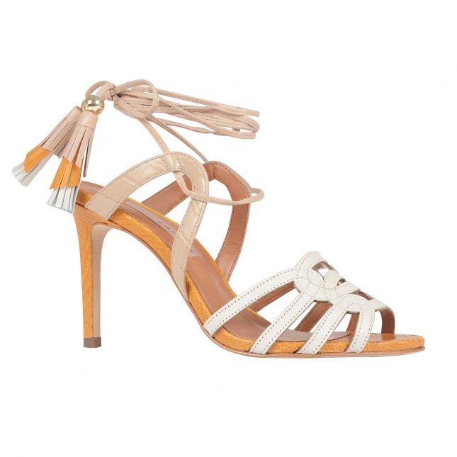 Sandália com Amarração Honey I21