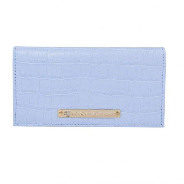 Carteira Porta-Cartão Cotton Blue V21