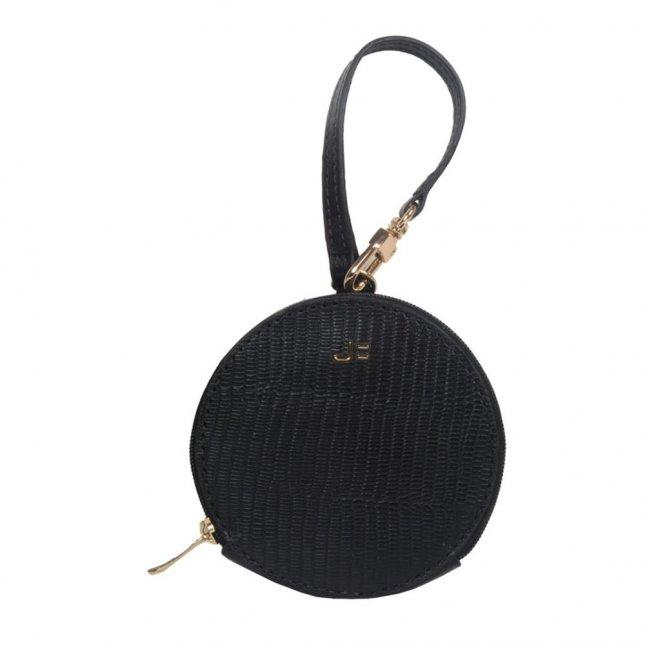 Bag Charm Porta-Moedas Preto I21