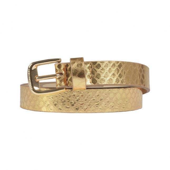 Cinto Cintura Snake Old Gold I21