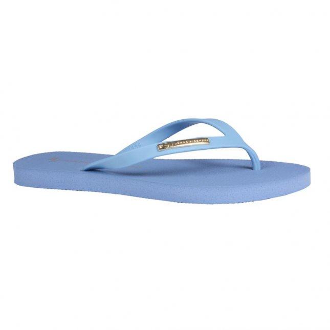 Holiday Flat Cotton Blue V21