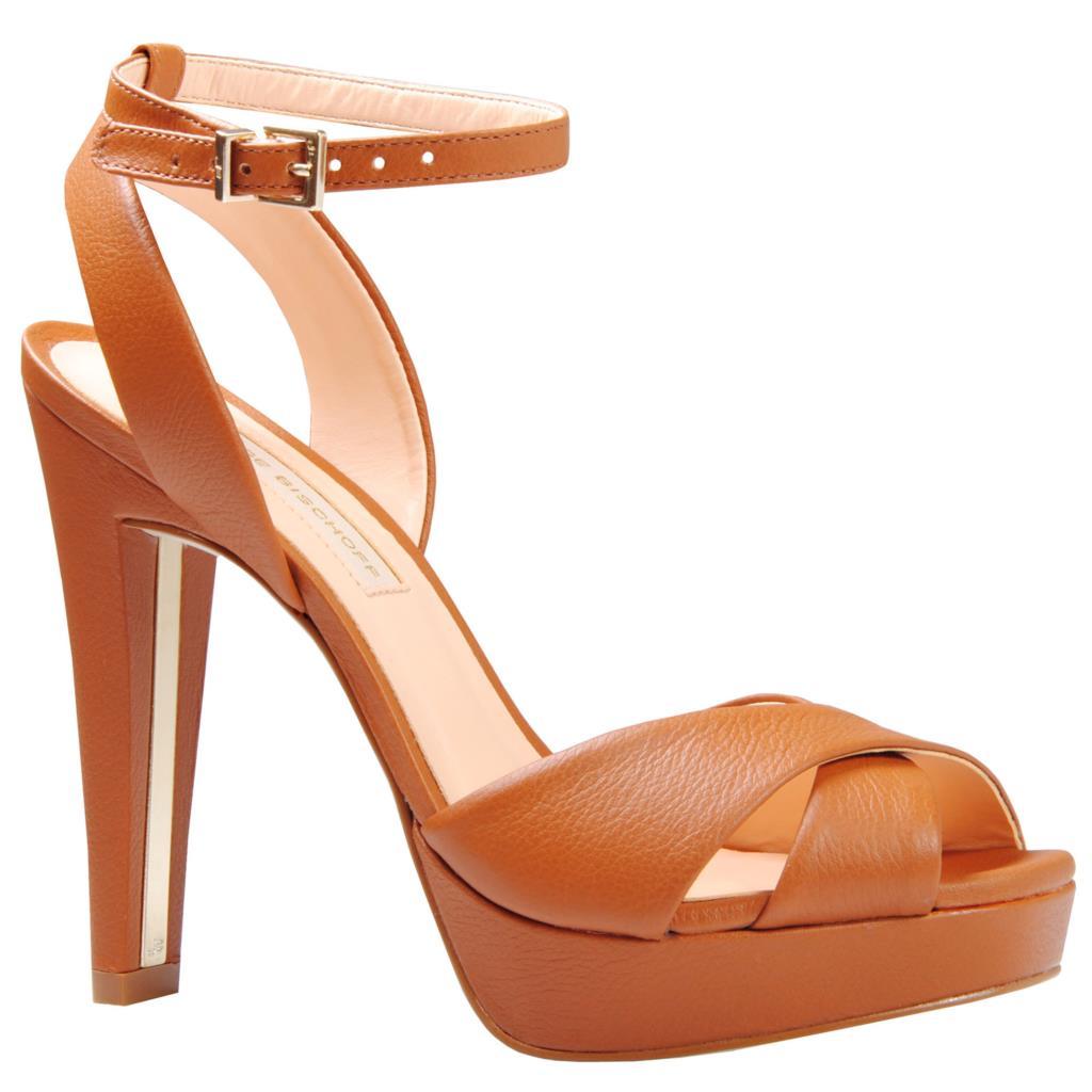 Sandália caramelo