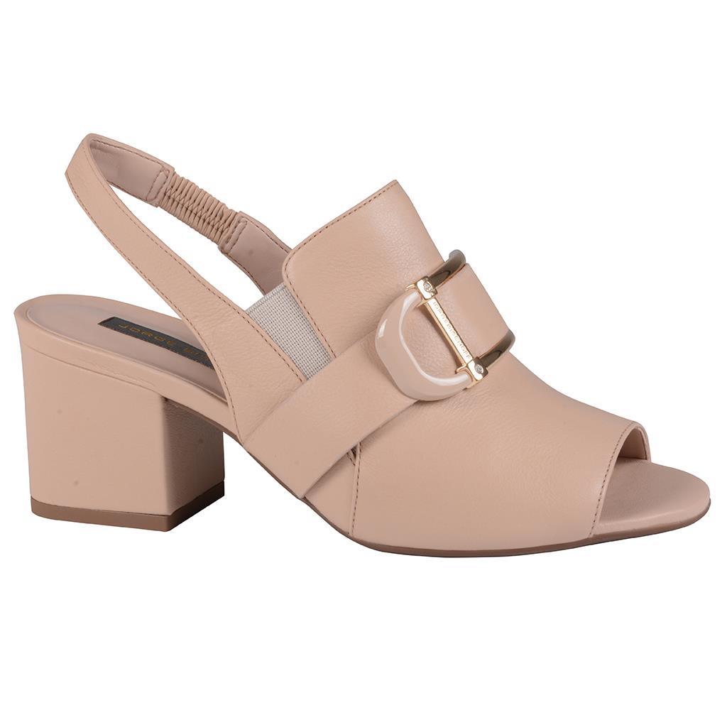Sandália slingback blush I19