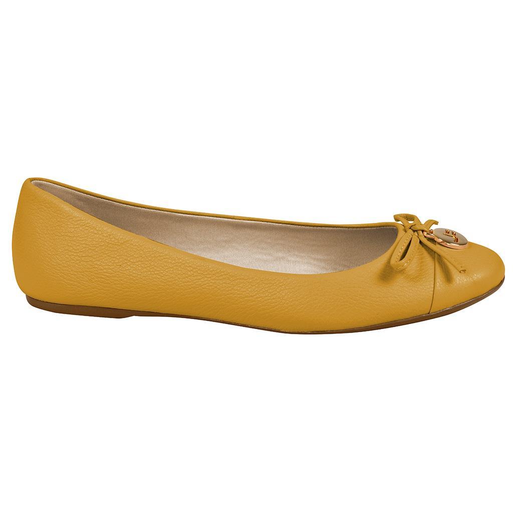 Sapatilha amarela V19