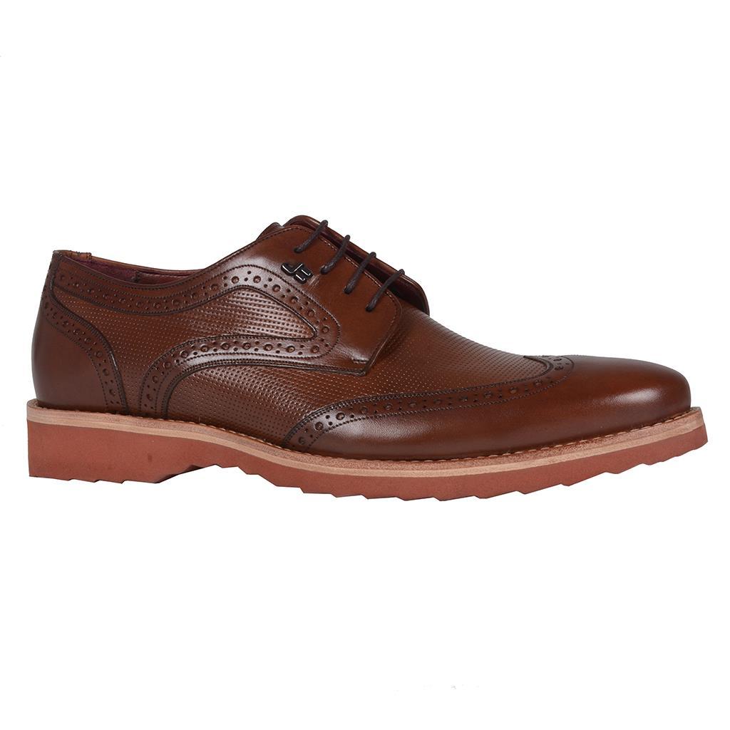 Sapato Oxford Brogue Whisky V20