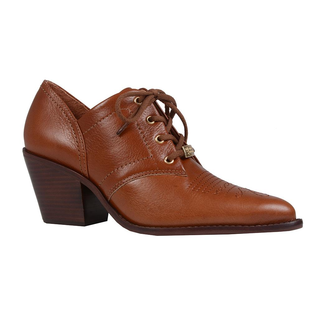 Ankle boot cacau