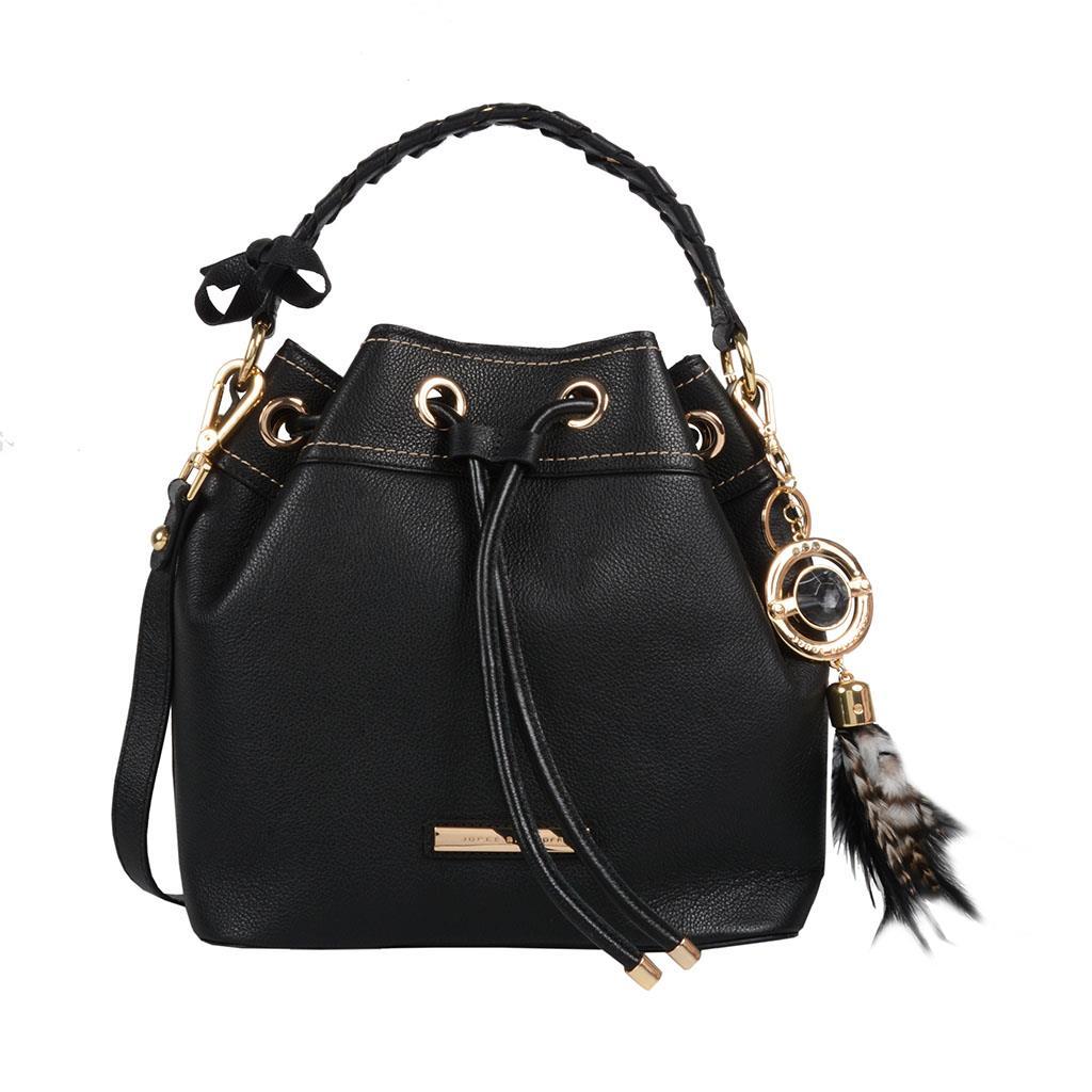 4d440c00bf Bolsa saco branca I19 - Jorge Bischoff Sapatos, bolsas e acessórios em  couro legítimo
