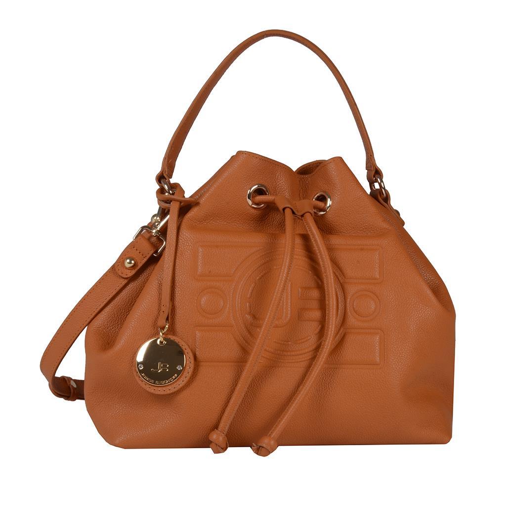 Bolsa Saco Whisky com Bag Charm V20