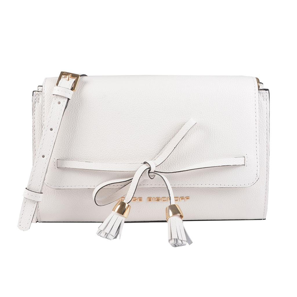 Bolsa tiracolo branca I19