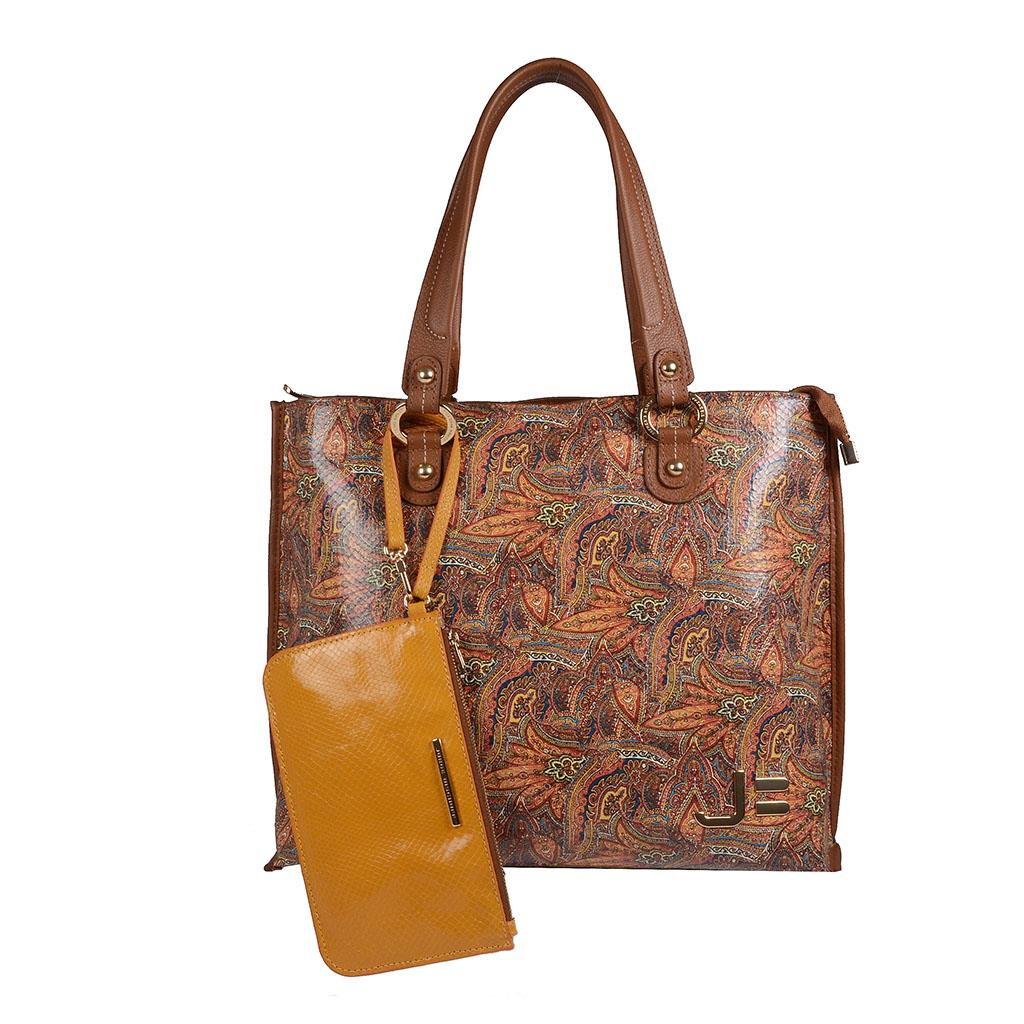 Bolsa sacola paisley I19