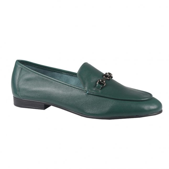 Loafer Couro Forest I21