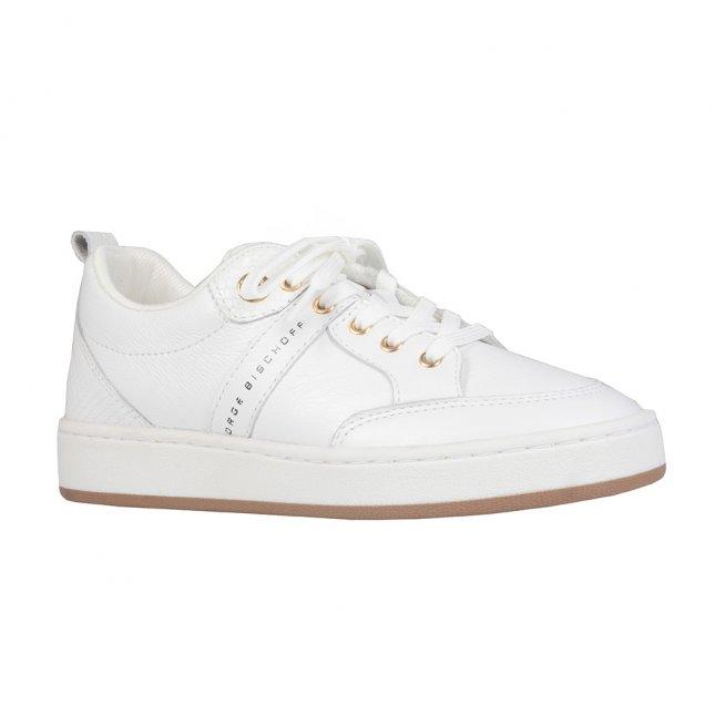 Tênis Casual Branco I21