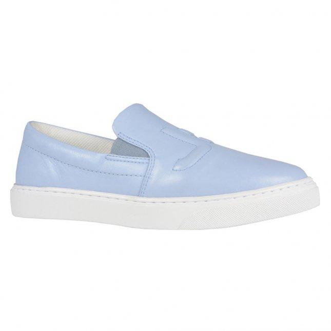 Tênis Slip On Cotton Blue V21
