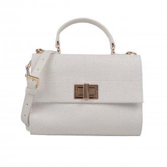 Imagem - Bolsa estruturada branca