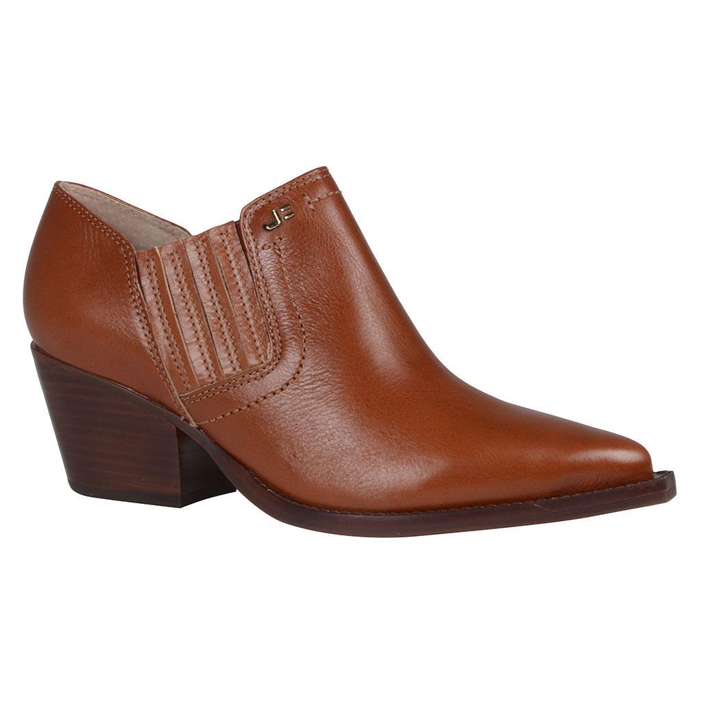 Imagem - Ankle boot castanho I19