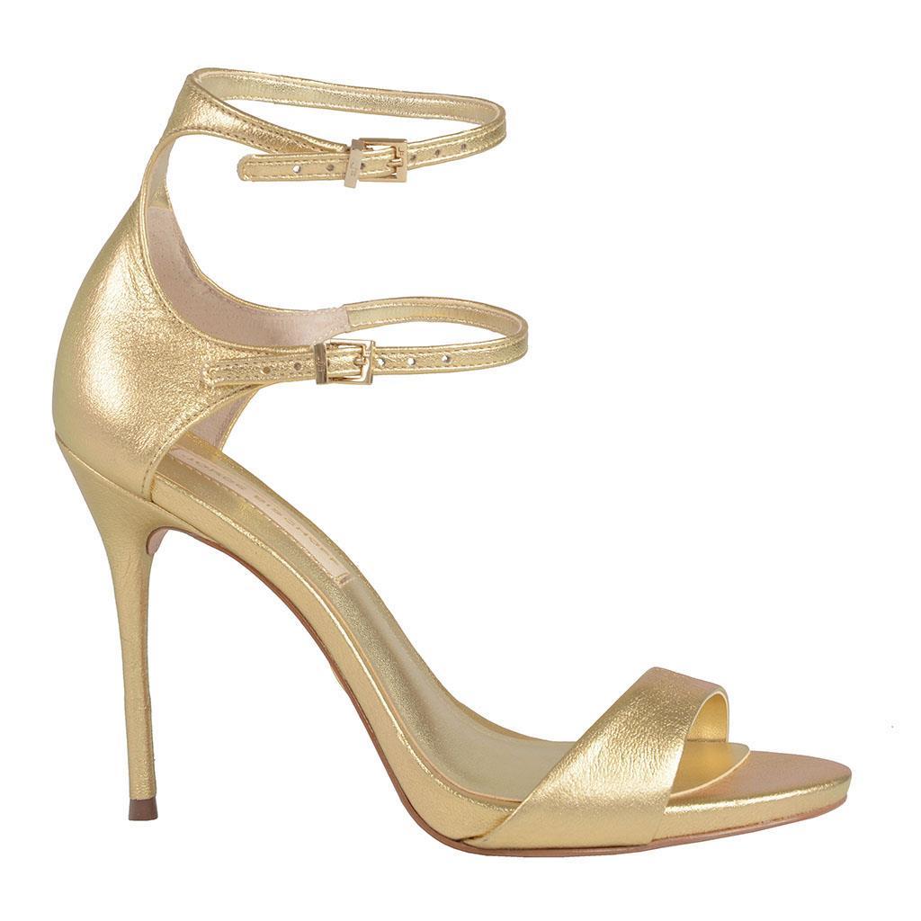 Sandália dourada 2
